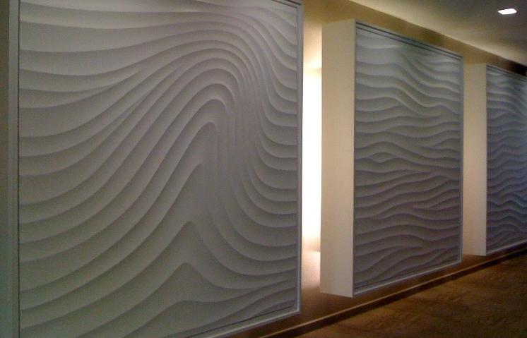 wall finishing